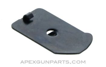 Beretta 92 Series Magazine Locking Plate Insert, Steel, 9mm, *NOS*