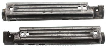 FAL G1 Handguard Set with U Stamping and Bipod Relief, Steel, Original Finish, *Good*