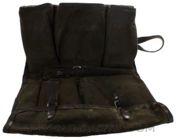 Yugoslavian M53 Gunner's Pouch, Dirty, Oily, *Fair*
