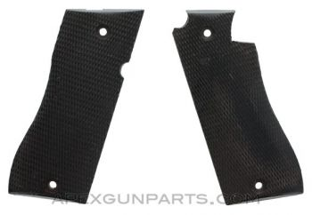 STAR BM & BKM Auto Pistol Grip Panels, plastic, USED