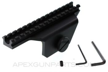 UTG New Gen 4-Point Locking Deluxe M14/M1A Scope Mount, NEW