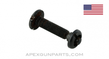 Ruger AC-556 Rear Sight Windage Screw and Nut, *Good*
