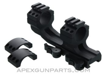 "Burris AR-P.E.P.R. Scope Mount, 1"", Quick Detach, *NEW*"
