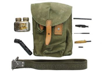Polish AK Pouch, Sling, and Cleaning Kit Combo, *Good to Very Good*