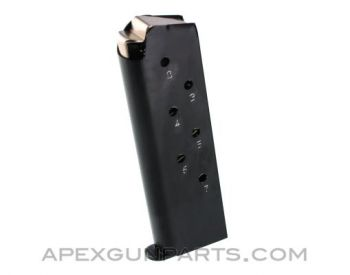BLACK FRIDAY! R1 1911 Magazine, .45 ACP, 7rd, Black Carbon Steel, NEW