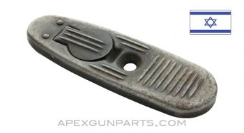 FAL Buttplate with Trapdoor, For Wood Stock, *Good*