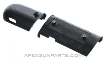 PPSh-41 Cut Rear Receiver Pieces, *Good*