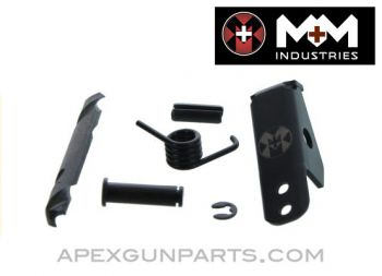 AK Magazine Release Lever (MRL) Kit, US Made, from M+M, *NEW*