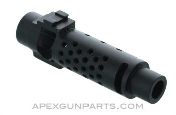 M14 / M1A Muzzle Brake, No Lug, Reduces Recoil!, *NEW*