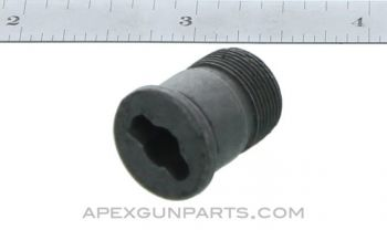 M1 Garand Gas Cylinder Locking Screw, Early Type with Single Slot, *Very Good*