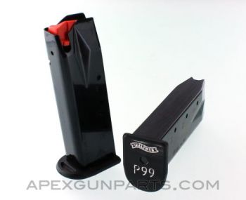 S&W99/ P99 Magazine, 9mm, 16rd, Walther Made, *NEW*