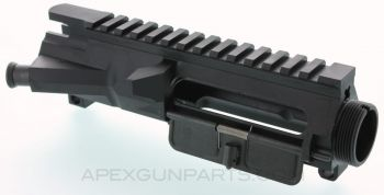 AR-15 Flat Top Upper, Billet, Complete with Ejection Port Cover & Forward Assist, by TNW, *NEW*