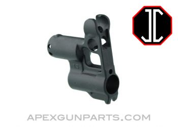 JMAC Customs Front Sight Gas Block Combo, w/Detent Opening, No Small Parts Fitted, GBC-13, *NEW*