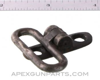 Enfield #1 MKIII Buttstock Sling Swivel Assembly