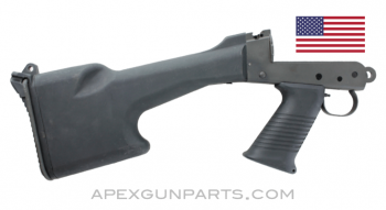 TAPCO FAL Buttstock Assembly, With Lower, Stripped *Very Good*