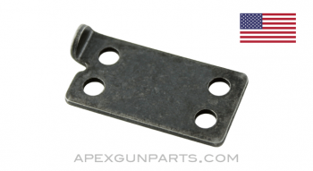 AK Safety / Selector Stop Plate, *NEW*