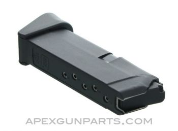 Glock 42 Magazine, 6rd Single Stack, .380 ACP, Factory Packaging, *NEW*