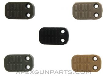 AR-15 / M16 / SIG556 Extended Magazine Button Release, EMBR, Multiple Colors, *NEW*