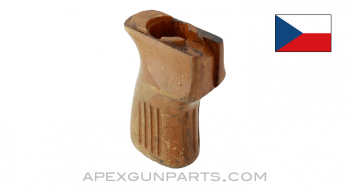VZ61 Skorpion Wood Pistol Grip