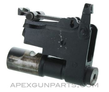 Bulgarian AK-74 Rear Sight and Sight Block Assembly