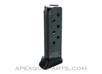 Walther PPK Magazine w/Finger Extension, 7rd, 7.65/.32 ACP, *Very Good*