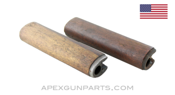 M1 Garand Front Handguard and Spacer, Wood *Good*