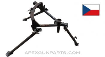 UK59 Tripod Assembly, Complete, w/Wood Transit Frame, *Good*