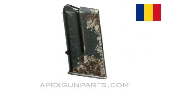 Romanian M1968 .22 Magazine, 5rd, Steel, Sold *As Is*