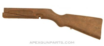 MP28 II Stock, Incomplete with Buttplate, Nonfunctional, Sold *As Is*