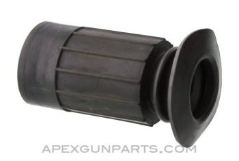 Romanian PSL / FPK POSP Scope Rubber Eye Relief, 7.62X54r, *Fair*, Sold *As Is*