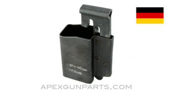 MP 40 Magazine Loader, WWII, Blued, *Very Good*