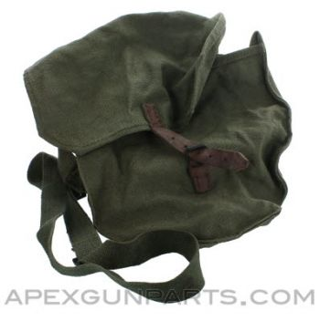 DP28/DPM Pouch for Three Magazines, 47rd Pan, Canvas, 7.62X54R, *Good*