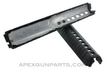 Colt M16A2 Handguard Set, *Fair to Good*