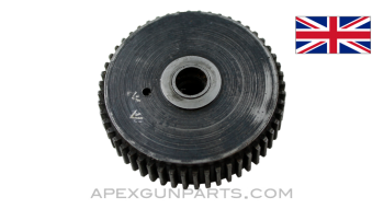 Lewis Gun Pinion Assembly , Complete, Blued, .303 BR. *Good*