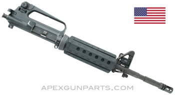 "Colt Model 720 XM4 Carbine Upper Assembly, 14.5"" Barrel, ""CM"" Marked, F/A 1/7, 5.56X45 NATO, *Very Good*"