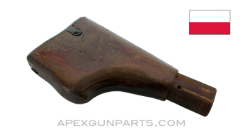 Polish RPD Buttstock, Laminated, with Buttplate, *Fair*