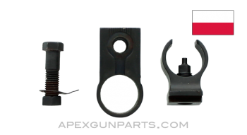 Polish RPD Front Sight Block Assembly, *Very Good*