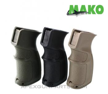MAKO AK-47 / AK-74 Ergonomic Pistol Grip w/Storage, *NEW*