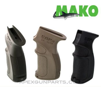 MAKO VZ-58 Ergonomic Pistol Grip w/Built-in Storage, Multiple Colors, *NEW*