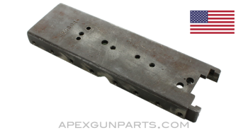 Browning M3 .50 Cal. Top Plate, Stripped, *Good*