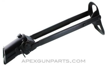 PPs-43 Rear Trunnion W/Top Folder Stock Assembly, Complete *EX*