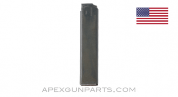 Colt SMG Magazine, 20rd, Steel, 9X19, *Good*