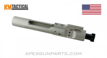 KM Tactical AR-15 / M-16 Hybrid Bolt Carrier Group, Nickel Boron, 5.56/.223/.300 Blackout, *NEW*