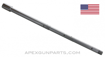 """AKM Barrel, Threaded Muzzle, 16.25 """" Long, 7.62X39, In The White, US Made 922(r) Compliant Part, *NEW*"""