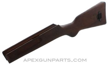 Beretta M38/44 Stock, Cracked, Sold *As Is*
