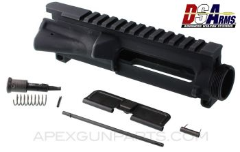 AR-15 / ZM4 Flat Top A3 Upper Receiver, Complete, Mil-Spec, by DS Arms, *NEW*