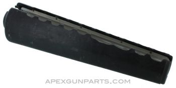 Colt AR-15 / M16A1 Triangle Handguard Set (Left & Right), Black, *Poor to Fair*, Sold *As Is*