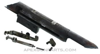 MP28 II Torch Cut Receiver Tube Section with Fire Control Parts, 9mm, *Good*