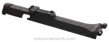 MP34 Top Cover, Complete with Rear Sight Assembly, *Good*