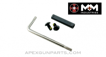 AK-47 / AK-74 Rivetless Receiver Center Support Kit, US Made by M+M, *NEW*